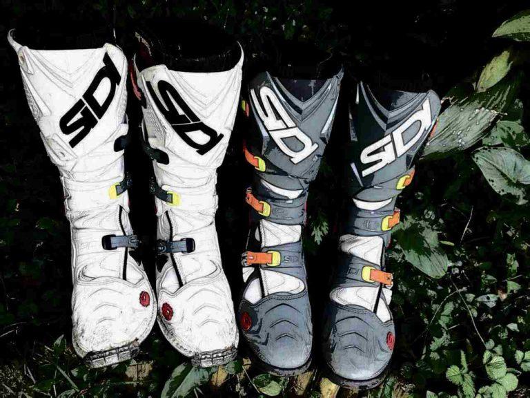 Best Sidi Dirt Bike Boots For Enduro, Motocross & Trail Riding