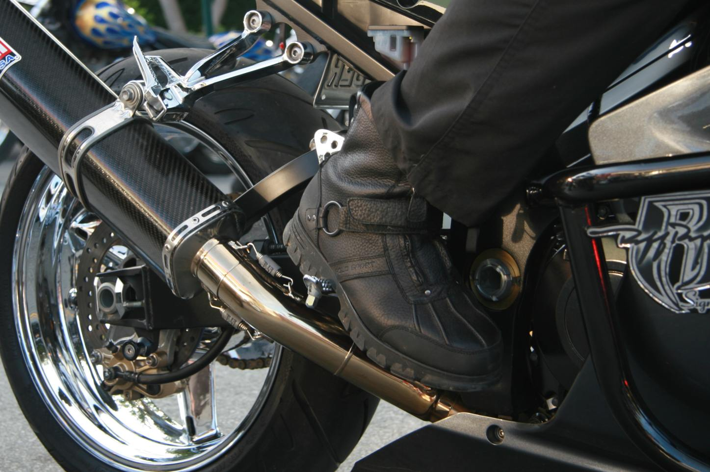 What is Special About Motorcycle Shoes