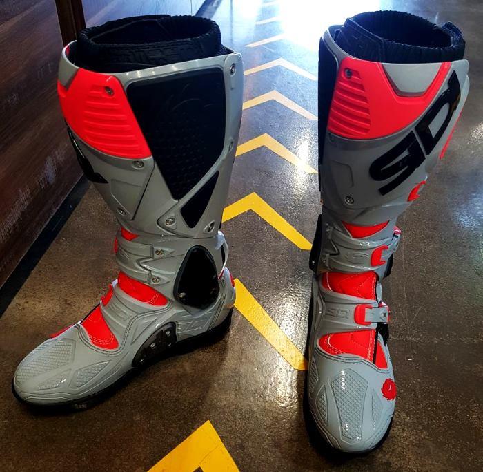 sidi motocross boots