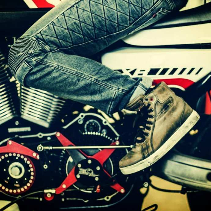 shoes for motorcycle riding