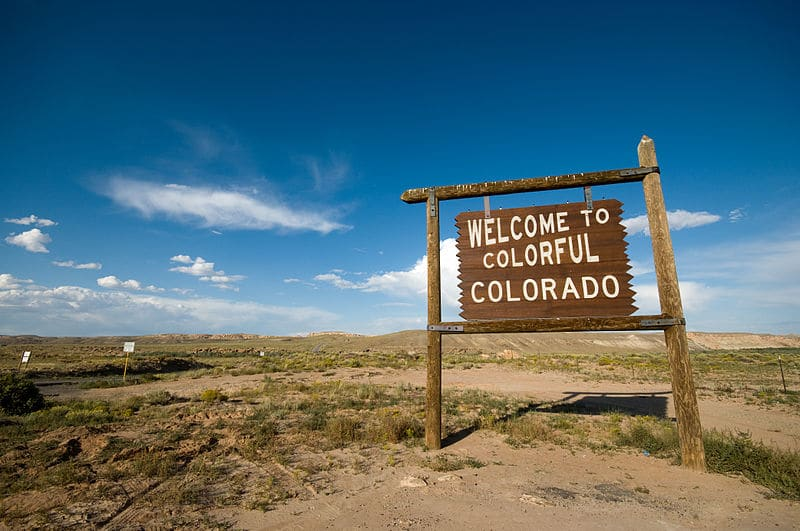 Top 10 motorcycle routes in Colorado