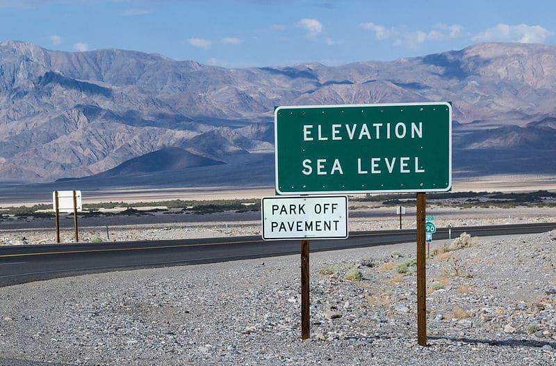 Death Valley Motorcycle Loop