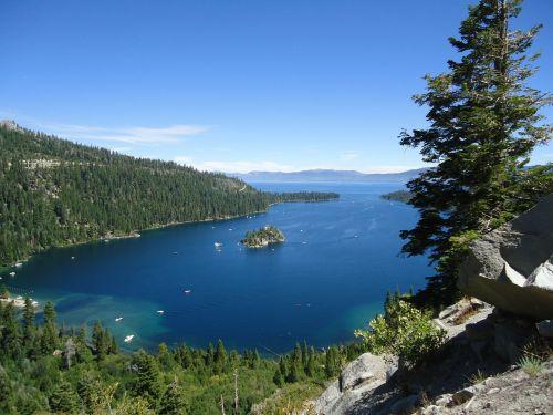 lake tahoe motorcycle trip