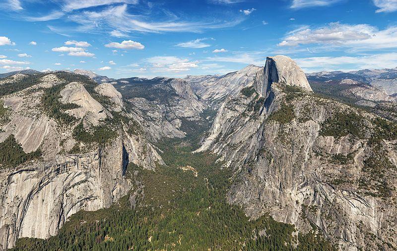 Yosemite National Park Motorcycle Trip