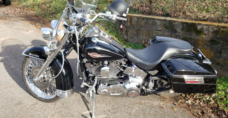 best seat for heritage softail classic