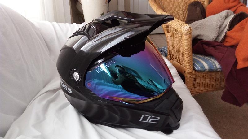best dual sport bluetooth helmet