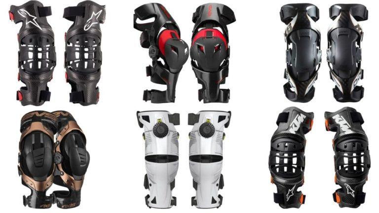 Best Dirt Bike Knee Braces For MX & Enduro