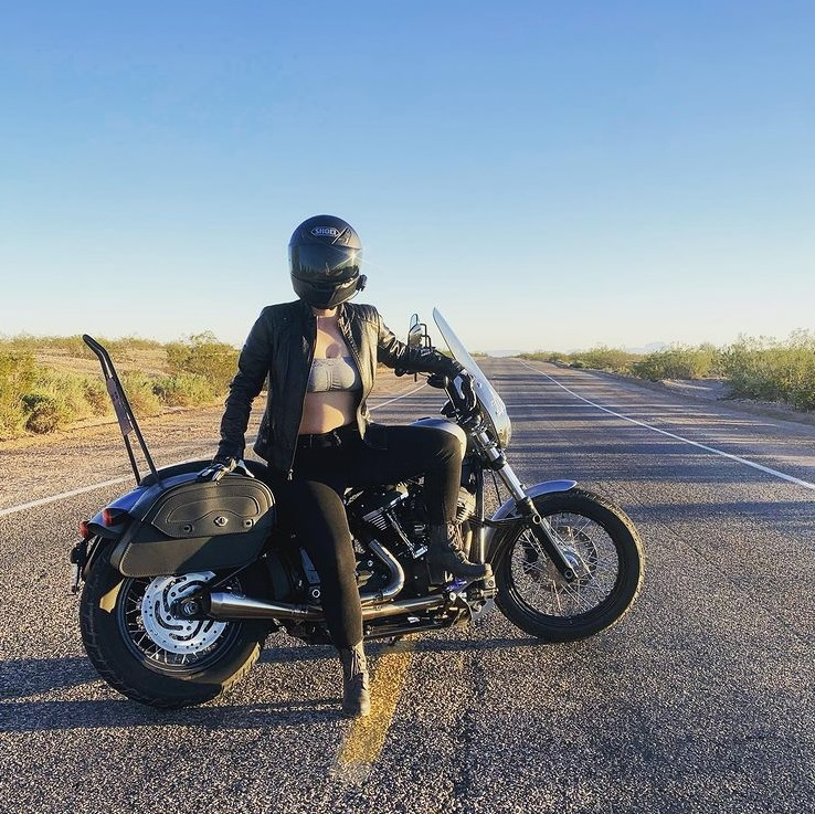 9 Of The Best Harley Davidson Motorcycles For Every Woman
