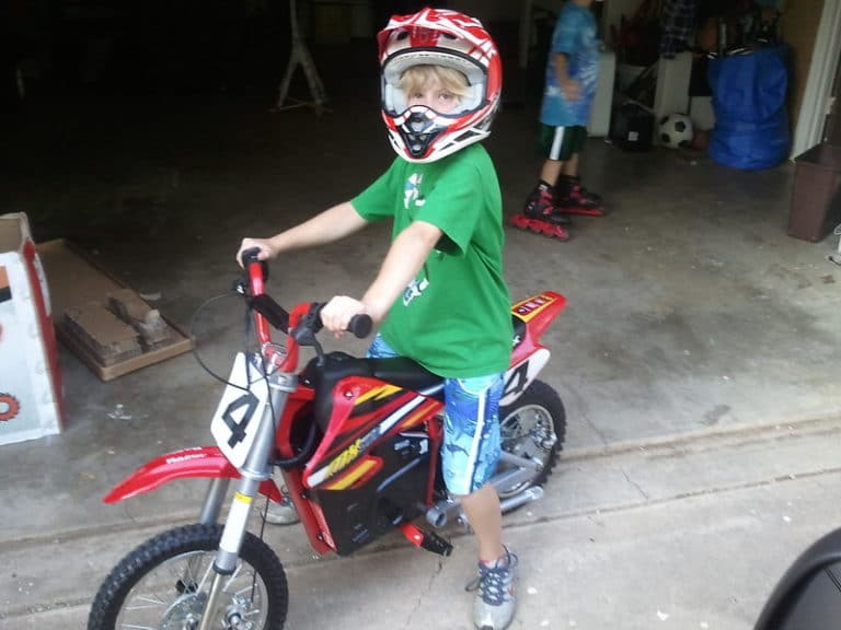 Complete Recommended Kids Dirt Bike Gear For $1000