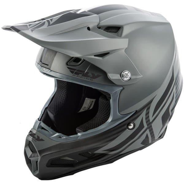 Black fly racing F2 Helmet