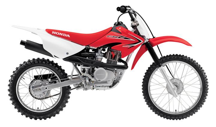Honda CRF100F (XR100)  vs Yamaha TTR 125
