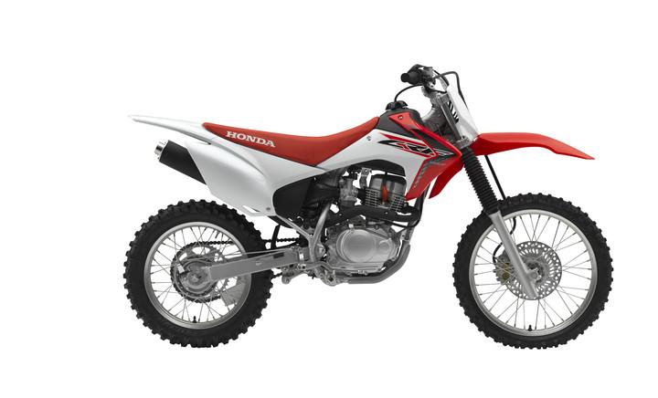 Honda CRF150F vs Yamaha TTR 125