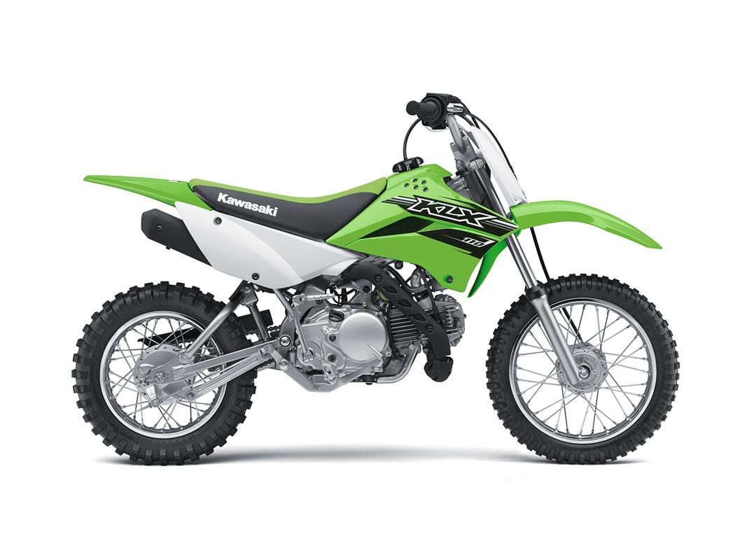 Kawasaki KLX 110 vs Yamaha TTR 125