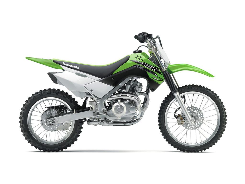 Kawasaki KLX140 vs Yamaha TTR 125