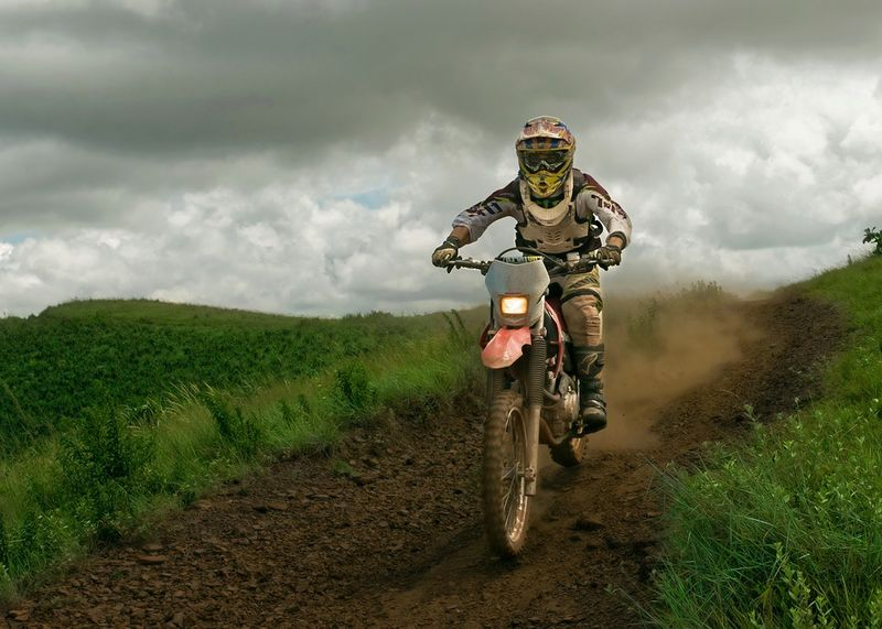 Are Motocross Tires Road Legal?