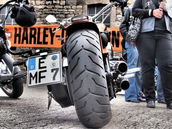 best exhaust for harley touring