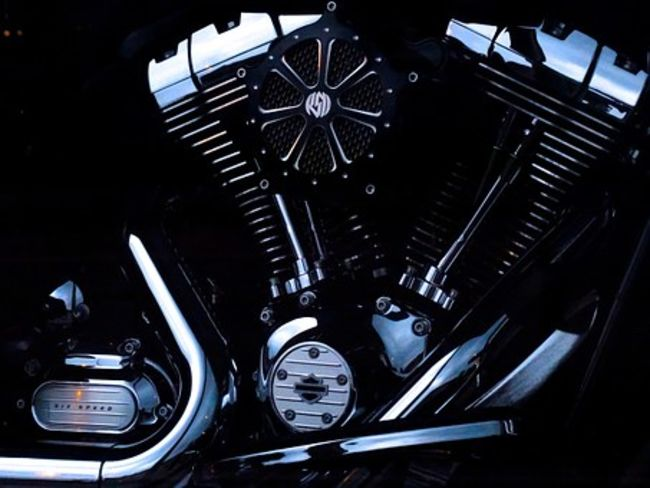 best harley air cleaner for road king
