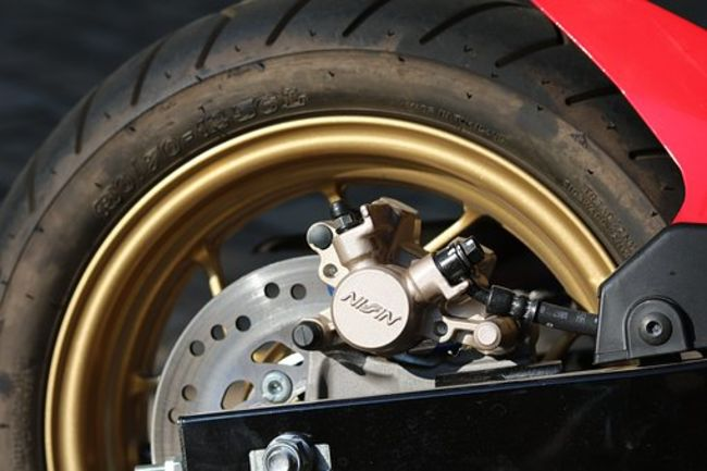 best motorcycle brake pads for road use