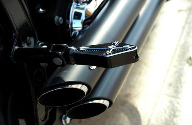 best true dual exhaust for harley