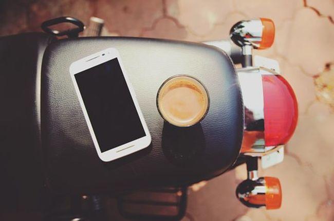 best wireless motorcycle phone mount