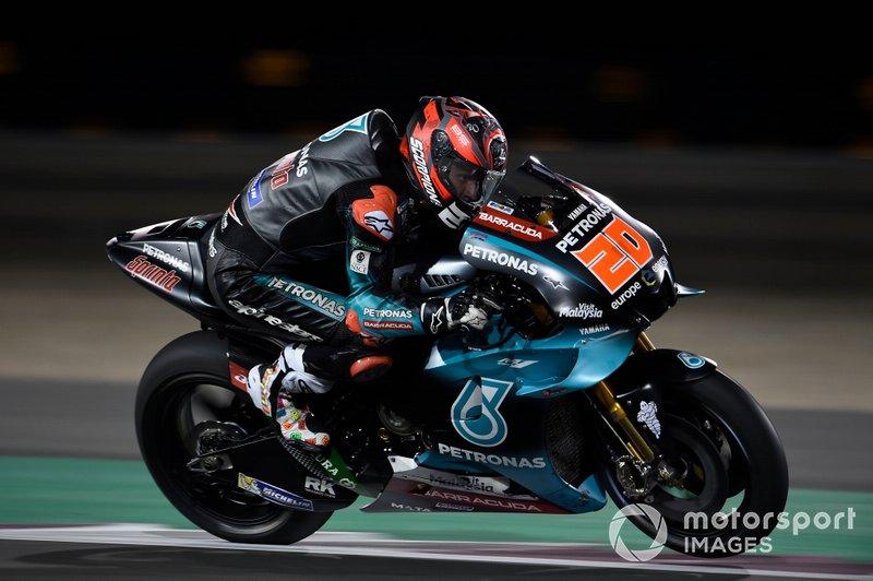 Quartararo Qatar MotoGP test 2019