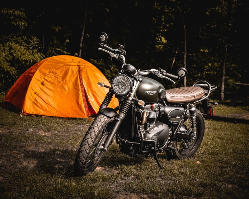 Motorcycle Camping Guide