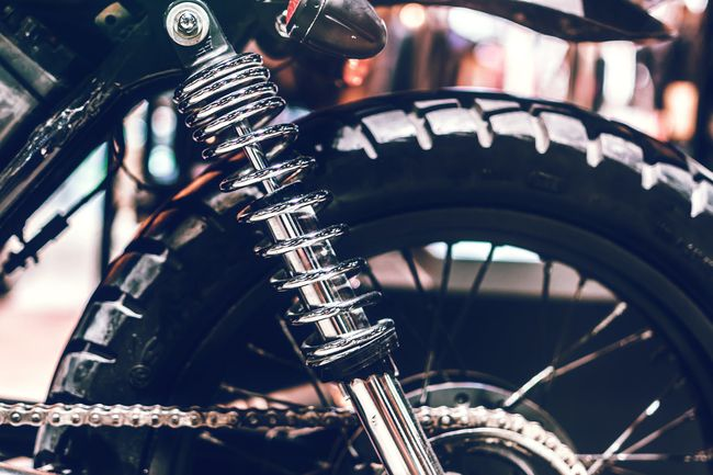 motorcycle chrome pipe cleaner
