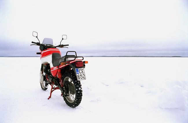 Motorcycle winter storage tips
