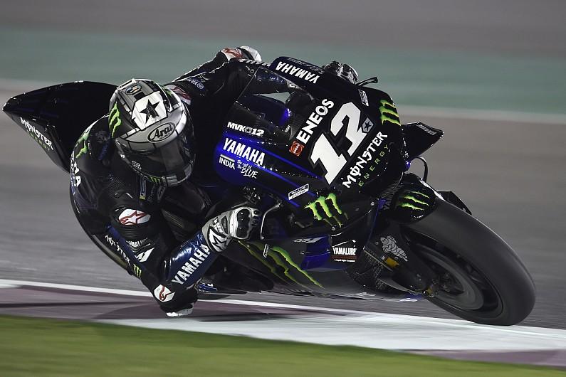 Maverick Vinales Qatar MotoGP testing 2019